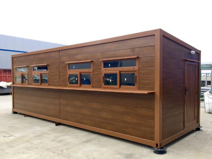 Търговски контейнер 20кв.м. Производител Топ Хаус ООД