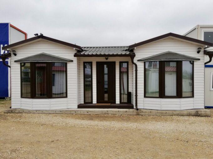 Преместваема къща Шато - Топ Хаус ООД