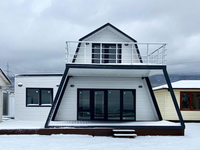 Преместваема къща Алпина Хуго 121.14 кв.м