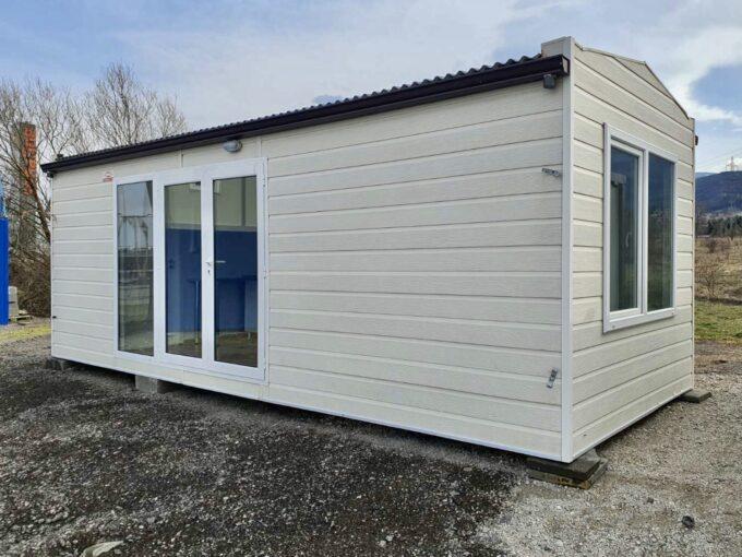 Преместваема къща Ингланд 270/730 см от Топ Хаус ООД контейнери
