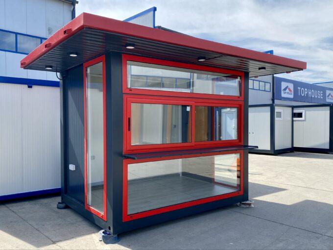 Куик Стоп Търговски контейнер 6 кв.м от Топ Хаус ООД