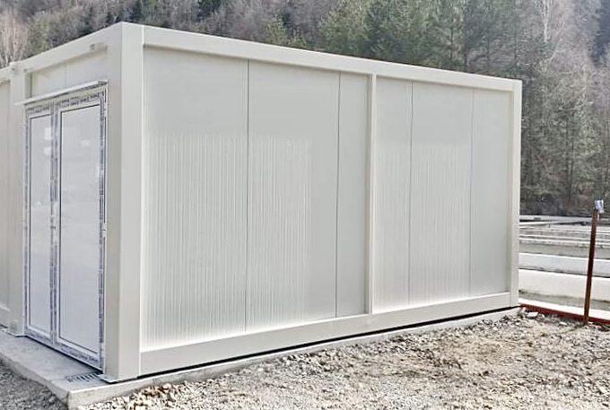 Модулна конструкция 55 кв.м