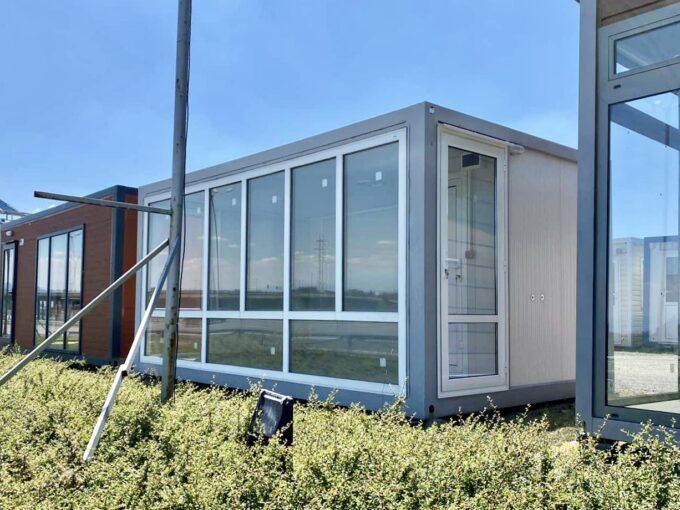 Търговски офис контейнер със санитарен възел 15.72 кв.м