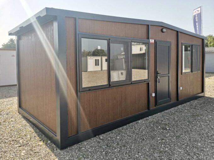 жилищен контейнер панелена къща