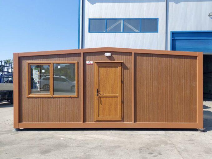 Жилищен контейнер - панелена къща 260/600 см 15.6 кв.м