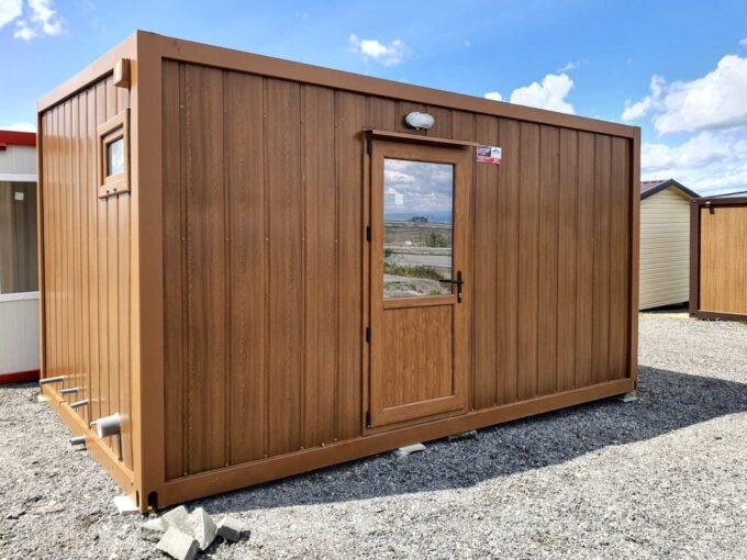 Фургони кабини контейнери Модулни метални конструкции топ хаус