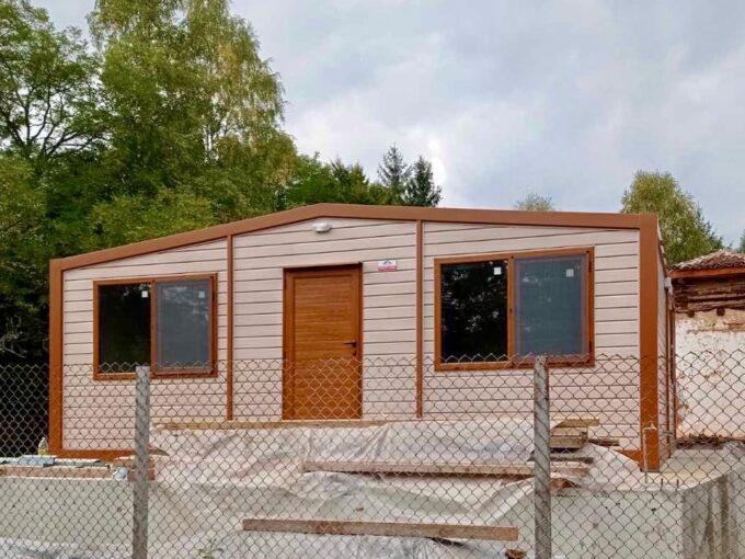 Панелени къщи, модулни къщи, метални къщи