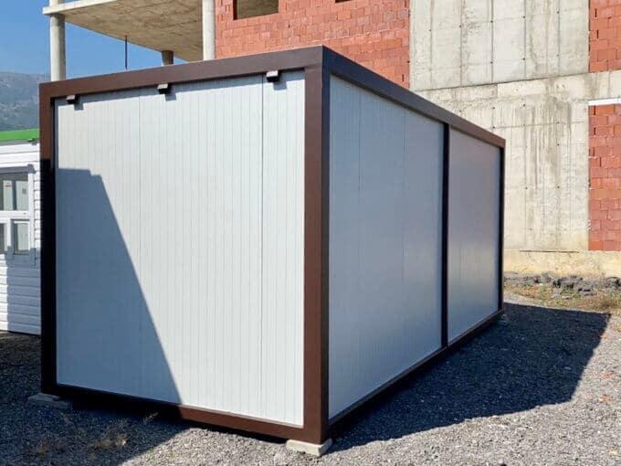 бюджетен складов контейнер
